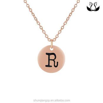 Dirty ruby rose gold letter r pendant necklace buy rose gold dirty ruby rose gold letter r pendant necklace aloadofball Choice Image