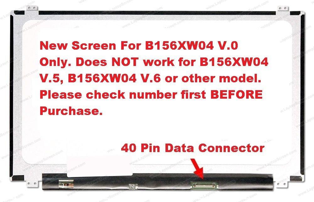 "AU OPTRONICS B140XW02 V.2 LAPTOP LCD SCREEN 14/"" WXGA LED DIODE"