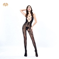 Factory seamless fishnet sexy body stocking sexy bodystocking lingerie for women nightwear
