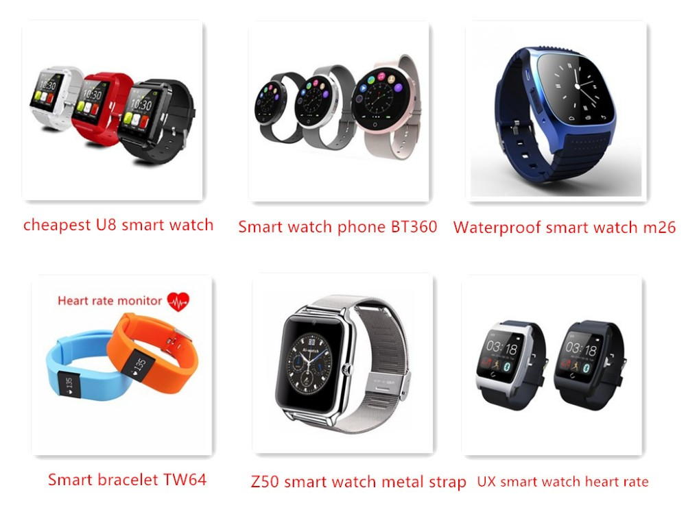 Factory hot 1.54inch bluetooth smart watch android, phone watch with sim slot
