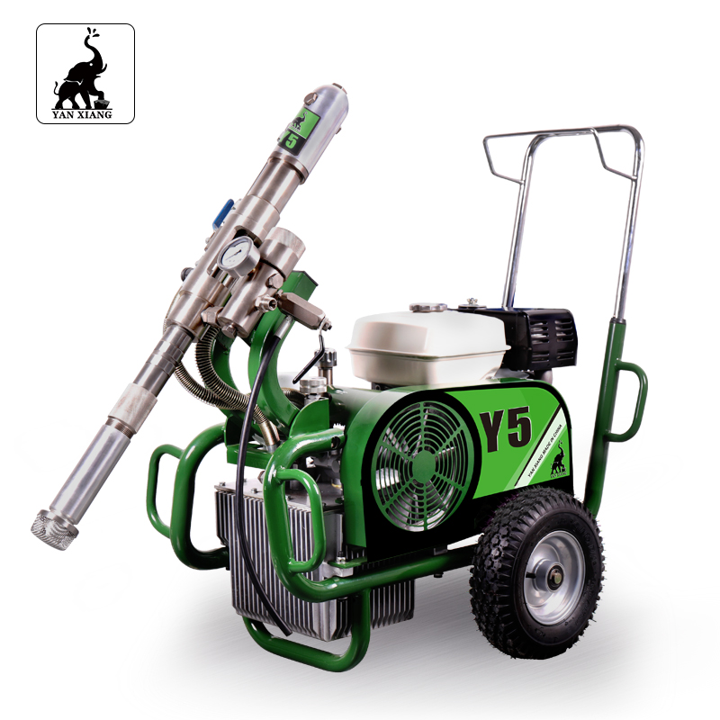 Professional Airless Paint Spray เครื่อง/Airless Putty Sprayer