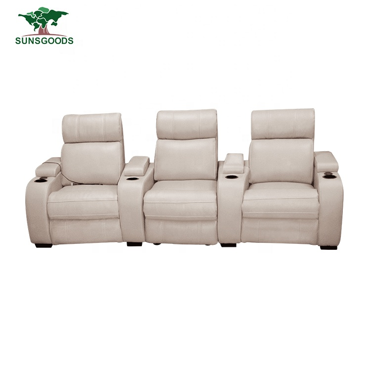 Strange Most Popular Vip White Leather Recliner Sofa Price Modern Leather 3 Seat Seater Recliner Sofa Set Sale In Foshan Buy Recliner Sofa Set Sale In Pabps2019 Chair Design Images Pabps2019Com