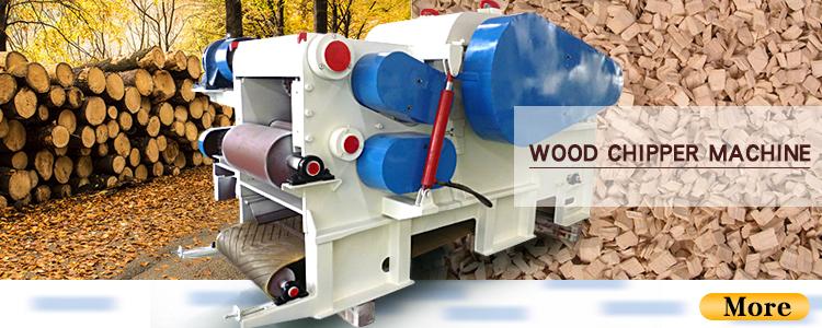 2018 Hot Sale Industrial Drum Wood Chipper /Wood Chipper Shredder