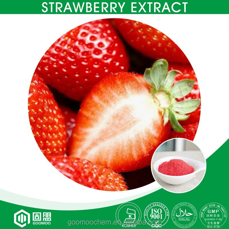 Factory Supply Natural Spray Dried <strong>Fruit</strong> Juice Powder Strawberry Powder