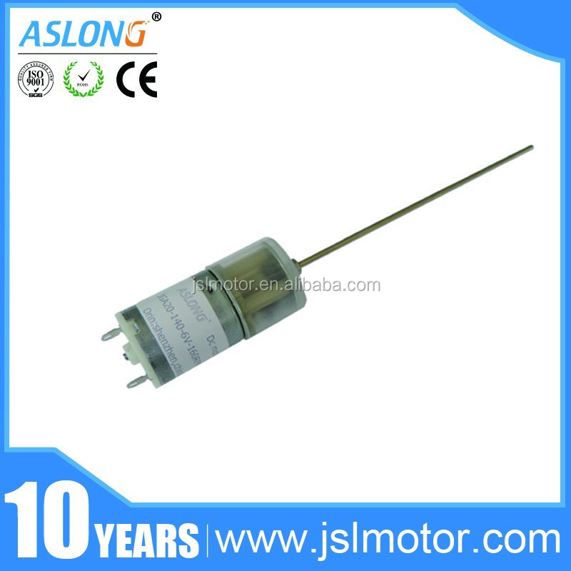 mini DIY JGA20-140 high quality dc motor for toy car