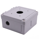 Explosion-proof Powder Coated Die Cast Aluminum Project Box Electronic Enclosure