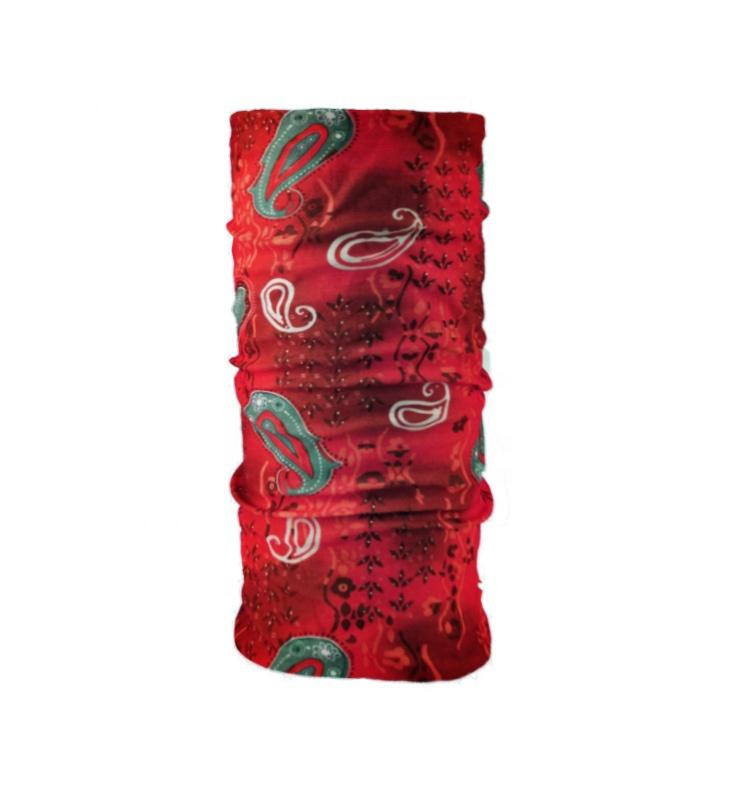 Оптовая продажа дешевые многофункциональные головные уборы для занятий спортом на открытом воздухе на заказ логос бесшовные банданы