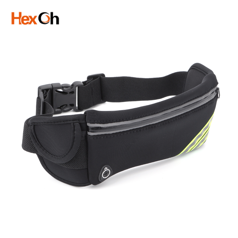 Professional water proof running waist bag utility safety waist bag