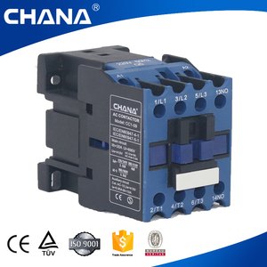 LC1 CJX2 09-95A magnetic AC contactor with CE/CB/SEMKO certificated