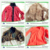 In India Importers Credential girl's fashion coat Used Clothing