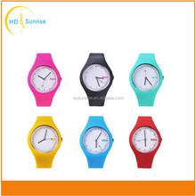 Best selling an popular croton watches with factory selling kinds of silicone watch