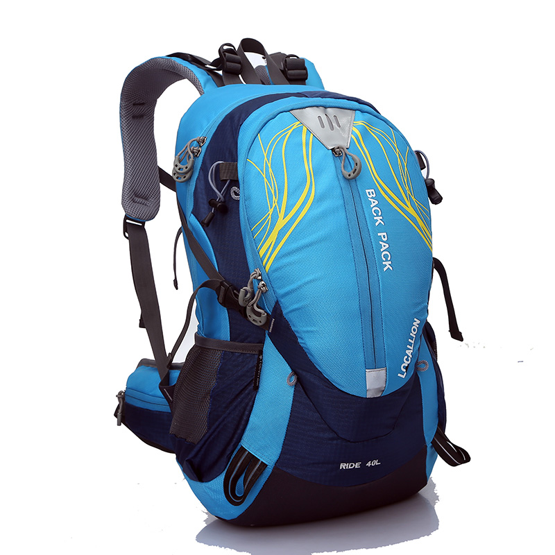 NEW 2015 hot sport outdoor backpack for man mountaineering riding bag shoulder bag hiking backpack riding sport