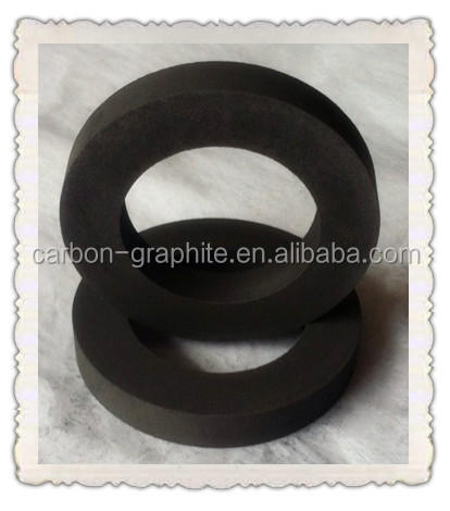 Antimony impregnation graphite seal ring
