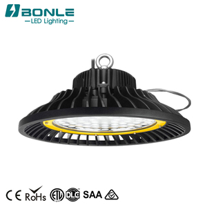 acrylic reflector t5 induction 150w led high bay lighting fixture