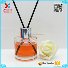 50ml Scented diffuser glass bottle for air freshening liquid