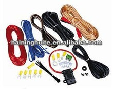 NEW Complete 10Gauge Car Amplifier Amp Subwoofer Wiring Kit