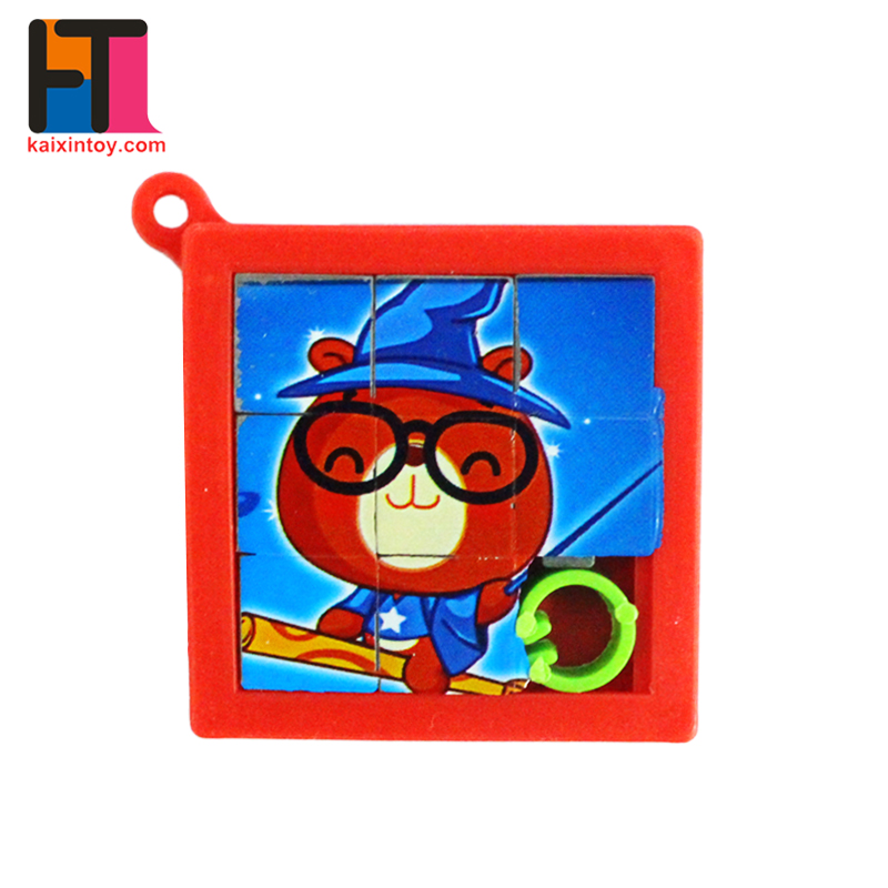 Sale high quality custom intellect toy sliding puzzle for kids
