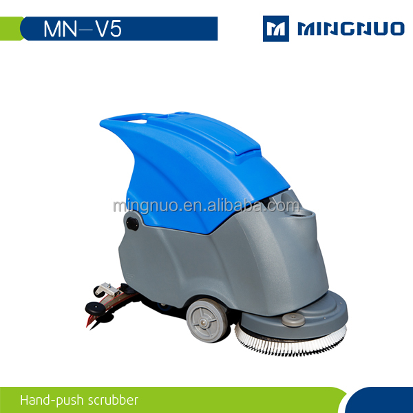 floor washing machine manufacturer floor cleaning machine with water electric scrubber