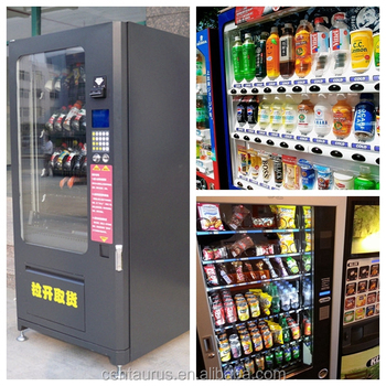 best vending machine locations