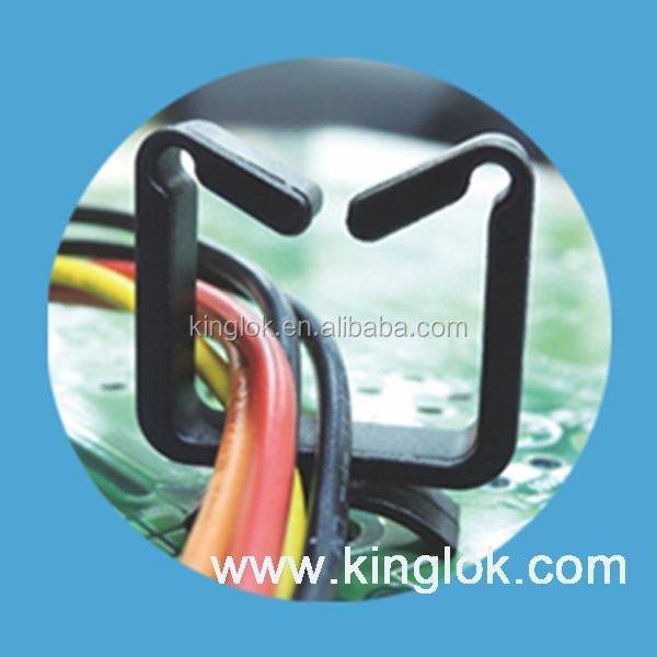 Cable Clip Locking Wire Saddle,Cable Clip,Wire Mount Nylon Wire ...