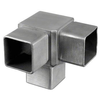 Custom 2 Way 3 Way 90 Degree Elbow Steel Tube Connectors