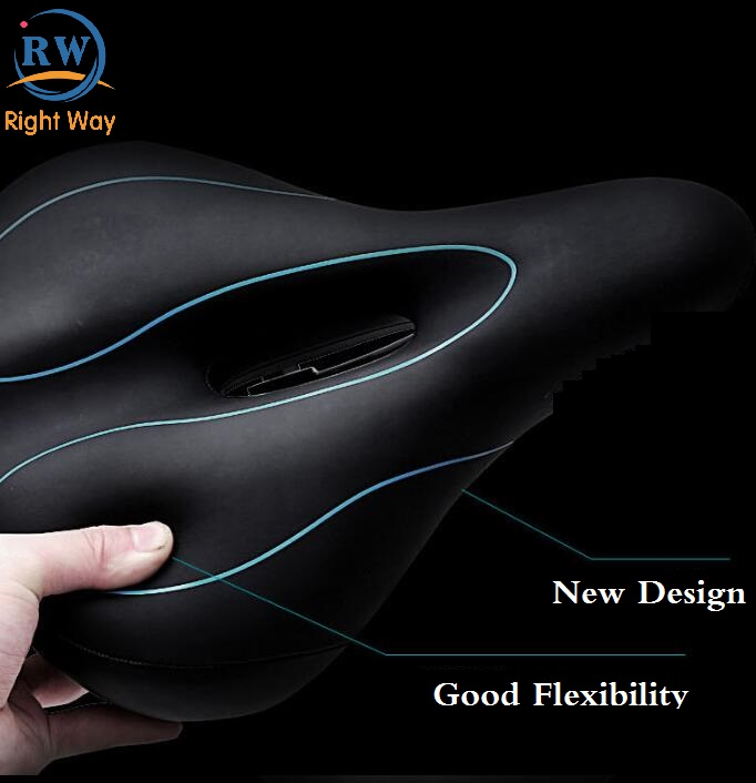 Bicycle Spare Parts Waterproof Breathable Comfortable Bike Seat Bicycle Saddle
