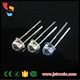 Wholesale price 120 degree dip 5mm helmet head led diode