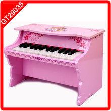 Houten baby speelgoed gemaakt in usa 25 toetsen <span class=keywords><strong>piano</strong></span>