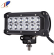 Hot sale led long row foglight for truck, engineering lamp 36W high bright car light