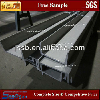 Aisi304 Welded Stainless Steel U Channel /channel Beam/c Channel ...