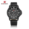 NEW Arrival Famous Brand NAVIFORCE Week Display Military Sports Wrist Watch Men 9083