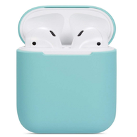 Durable Impact Resistant Silicone Protective Earplug Case For Apple air pods case