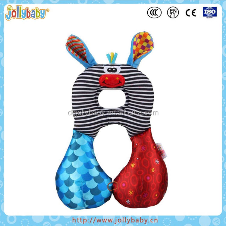 Jollybaby U-Shaped Soft Travel Friends Head Neck Support