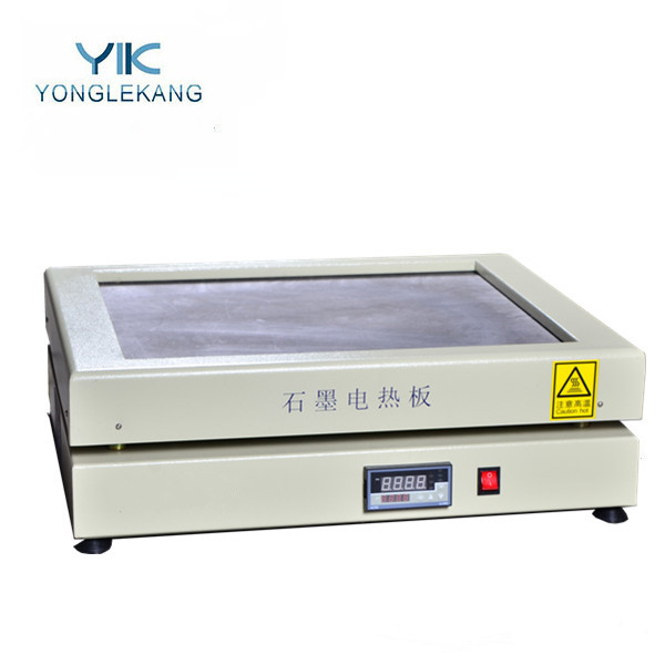 Lab Heating Electronic Hot Plate Of High Purity Graphite