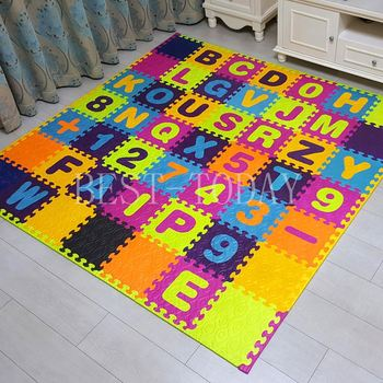 Safety 20 Thick Xpe Soft Foam Alphabet Mat - Buy Soft Foam Alphabet Mat,Mat  Activity Baby,Baby Mat Animal Product on Alibaba com