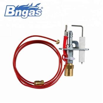 Pilot Burner Assembly Quality Gas Fireplace Parts Ods Pilot Burner