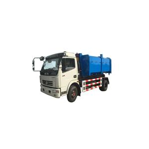 New garbage compactor truck,5tons garbage compactor, electric garbage truck