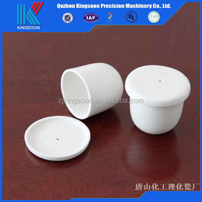 Latest style high quality industrial ceramic parts