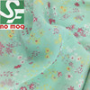 Soft Chiffon Printed Fabric for Curtain / Women Dresses Summer