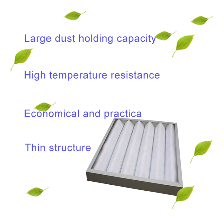 Promotional performance dust collector air conditioner filter