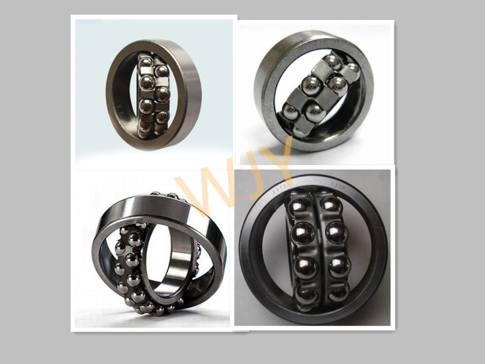 high demand products double row self aligning ball bearing 3814-B-TVH with hybrid