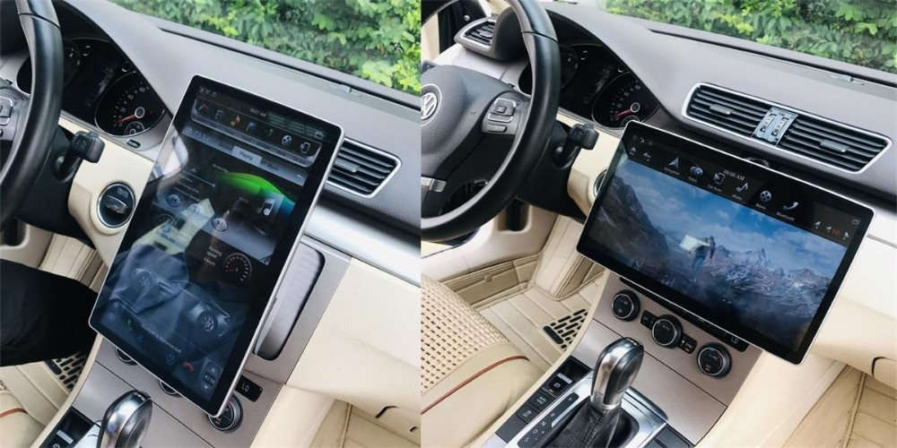 Klyde 2din 12 8 Inch Car Stereo Touch Screen Player For
