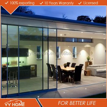 Yy Home Glasschiebetürschließer Schiebetür Garagentore Materialien ...