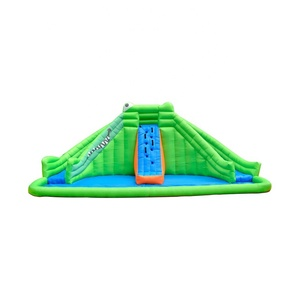 SS63008 Giant Dinosaur Panda Frozen Castle Kids Inflatable Slip N Slide Toboggan Cheap Inflatable Water Slide for Sale