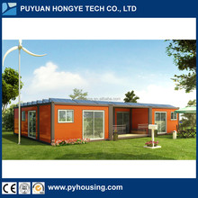 Well-designed Modular Mobile Prefab Villa with CE, ISO Certificates