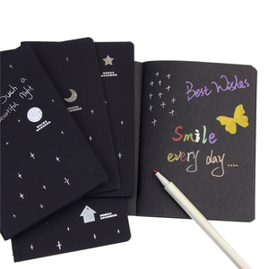 Top Quality Promotion Custom mini student notebook with pen