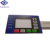 Medical application membrane switch overlay