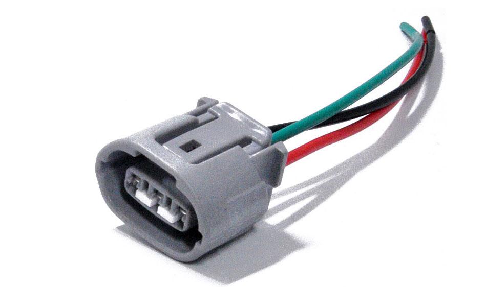 Alternator Repair Connector Plug Harness Plug 3