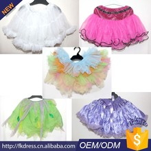 china factory price halloween fancy dress carnival turquoise tutu dress costumes for girls