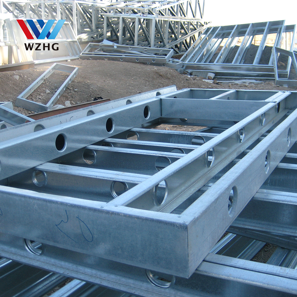 Light Guage Steel Frame, Light Guage Steel Frame Suppliers and ...